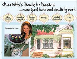 Mariette's back to basics